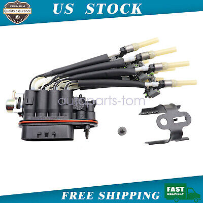 Fuel Spider Injector W/ Bracket For Chevy GMC Pickup Truck V8 5.0L 5.7L 217-3029