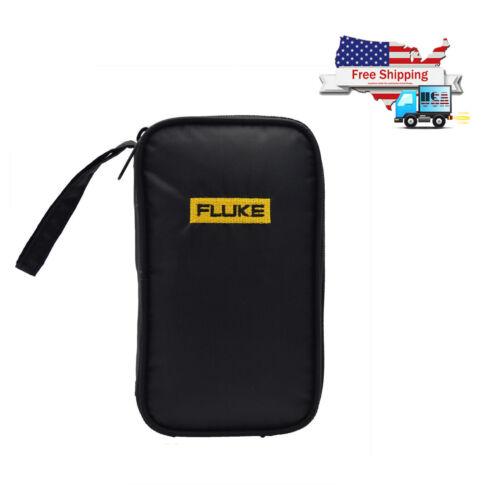 Soft Case/bag for Fluke Multimeter 101 106 107 15B 17B 18B Hioki Sanwa For Fluke