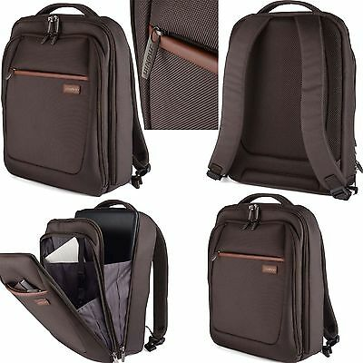 MELVIN Designer 13 15 Inch Laptop Tablet Backpack MacBook Bag Rucksack 15.6