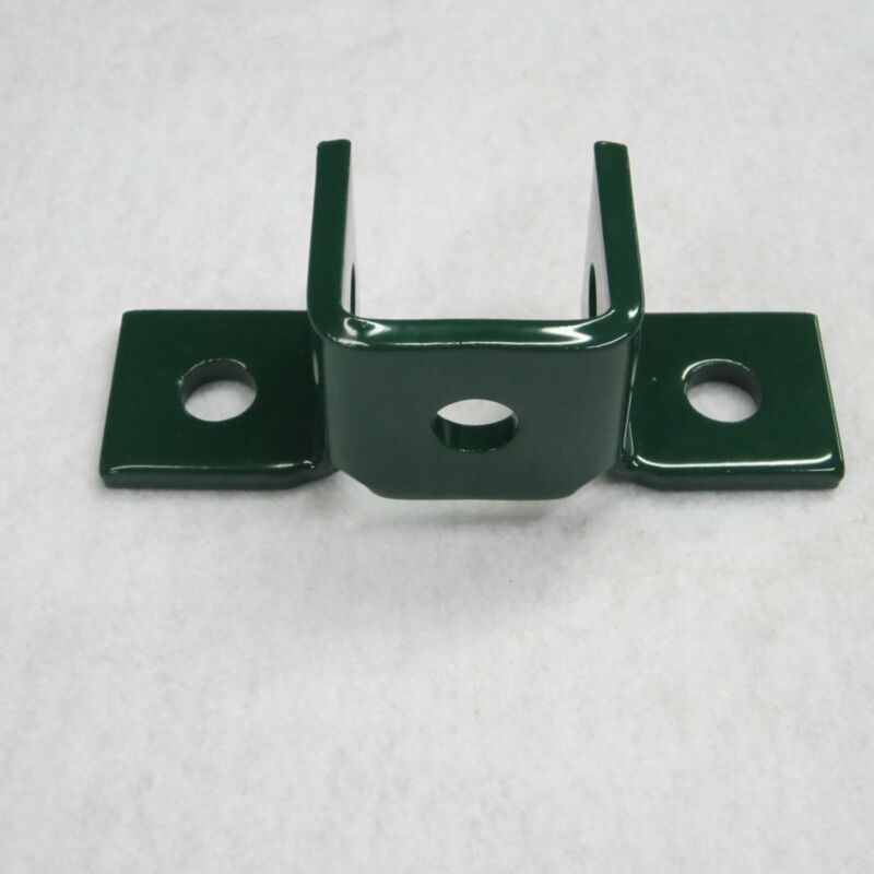 (5) Hole Winged Shaped Fitting/Green / P2345 & B271 (Qty4) For Unistrut Channel