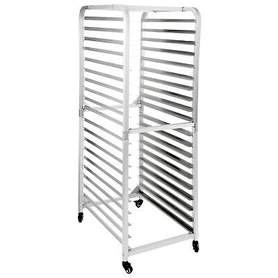 Bun Pan Rack Bakery Rack 20-tier Aluminum Commercial Home Kitchen Cooling Rack