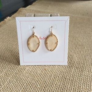 Stella and Dot Fiona Earrings
