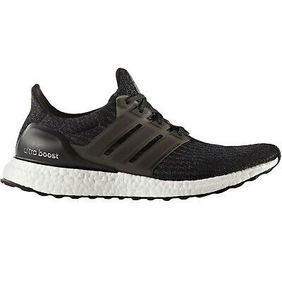 adidas Performance Mens Ultra Boost 4.0 Lace Up Running Sports Trainers - 17