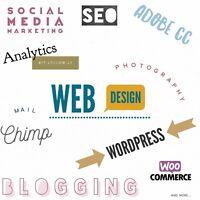 WordPress Web Design & More!