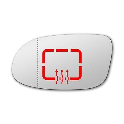 Links Asphärisch Spiegelglas Beheizbar für Mercedes SL-Klasse R230 2000 - 2004