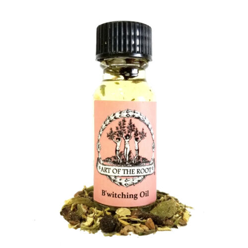 Be Witching Oil Attraction Love Seduction Desire Hoodoo Conjure Voodoo Wicca