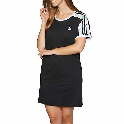 Adidas Originals Adi Womens Skirt/dress Dress - Black All Sizes