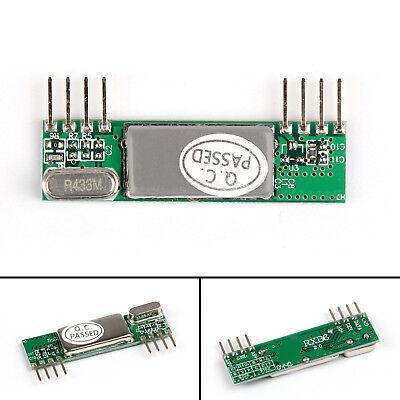 5pcs Rxb6 433mhz Superheterodyne Wireless Receiver Module Steady For Arduino Ue