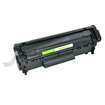 Toner Cartridge Q2612A 12A Black For HP LaserJet 1012 1015 1018 1020 1022 3015