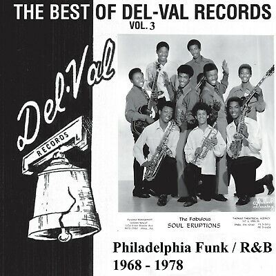 The Best of Del Val / Pentagon Records-Vol 3-Philly Fun/R&B 1968-1978 -