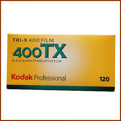 Kodak TRI-X 400 TX Rollfilm 120 5er Pack MHD 12/2016