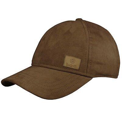 50 Damen Mütze (Basecap bugatti Herren Damen Baseballcap Mütze Kappe Schildmütze Cap Schirmmütze)