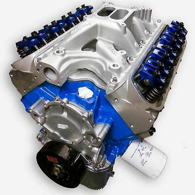 - 408 Small Block Ford Stroker Engine Aluminum Heads 351Windsor Block - 450HP