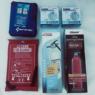 Home Emergency Fire Safety Kit Fire Safety Kit