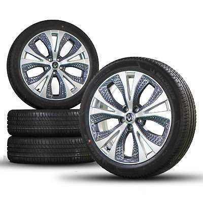 Renault Scenic IV 20 inch alloy wheels rim tires for summer EFFICIENCY 403006686