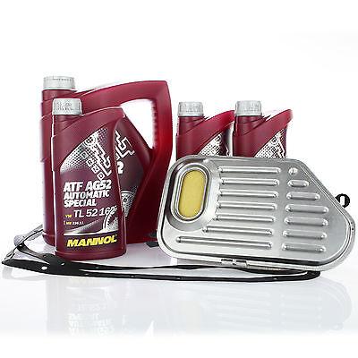 9L Getriebeöl Service Set Automatikgetriebe für AUDI //// VW Hydraulikfilter