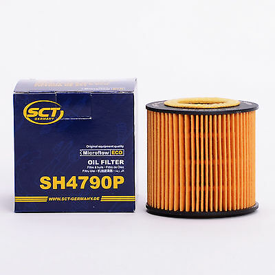 Ölfilter Filterpatrone SCT SH4790P für Seat Ibiza VW Polo 9N Skoda Fabia SH4790P
