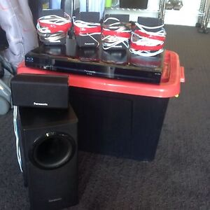 Panasonic sound system Punchbowl Launceston Area Preview