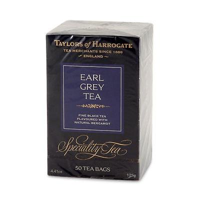 Taylors of Harrogate - Earl Grey Tea Bags - 50 count