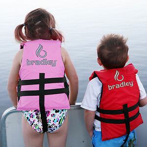Bradley-Kids-Life-Jacket-Vest-Child-Youth-PFD-Boy-Girl