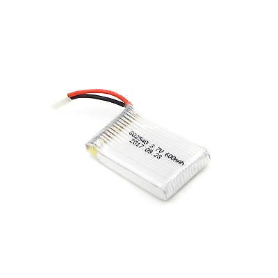 3.7V 600mAh 25C Lipo Battery für WLtoys V931 SYMA X5C Quadcopter Drone