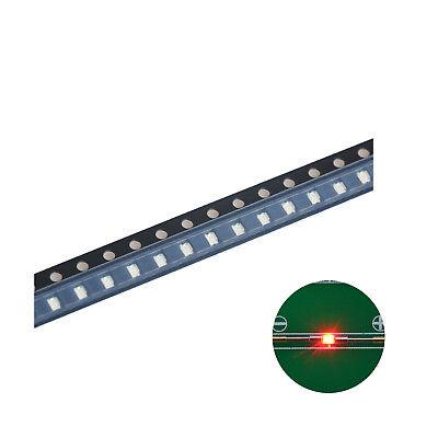 500pcs 08052012 Smd Led Diode Red Lights Chips
