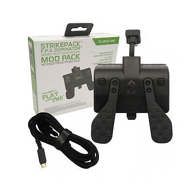 Strike Pack Clip Gamepad Adapter +Cable for Xbox One Game Controller Accessories