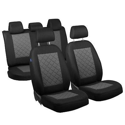 Sitzbezüge Sitzbezug Schonbezüge für Hyundai Galloper Komplettset Elegance P3