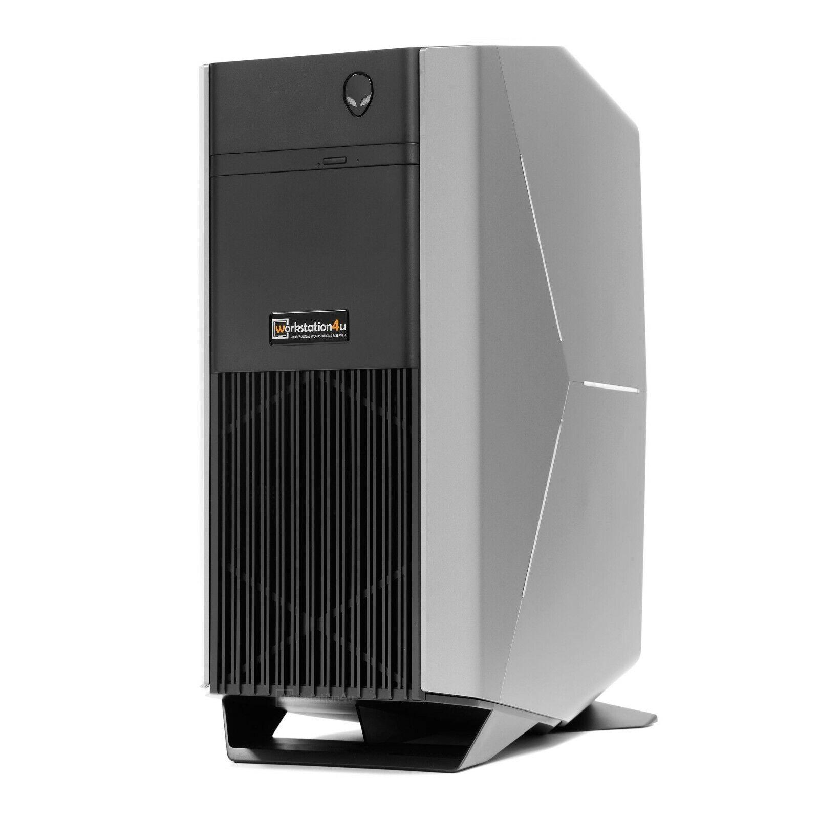 Dell alienware aurora r5 pc offre groupée core i7-6700 16gb ram 512gb ssd gt710