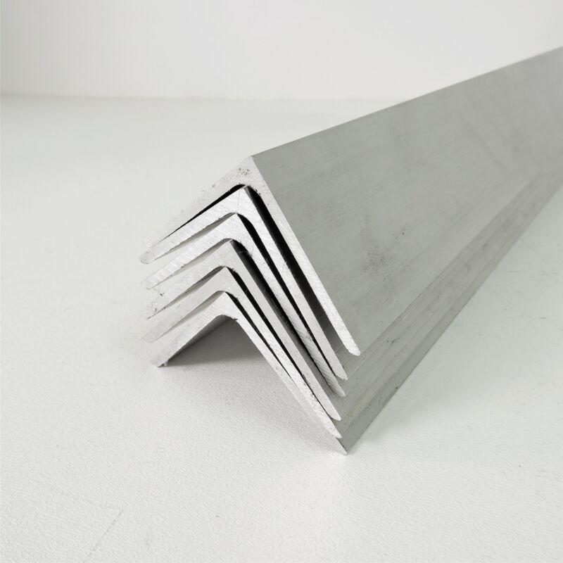 ".125"" thick Aluminum  2"" X 2"" ANGLE 18.5"" Long QTY 6  sku 137724"