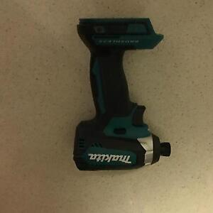 Makita DTD153Z 18V Li-ion Cordless Brushless Impact Driver Fairfield Fairfield Area Preview