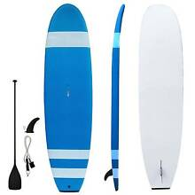 On sale Soft SUP Paddle Board with paddle and leg rope North Lambton Newcastle Area Preview