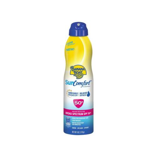 Banana Boat Sunscreen SunComfort Ultra Mist Broad Spectrum S