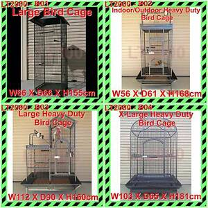 Bird Cages from $109 - $329 Rosewater Port Adelaide Area Preview