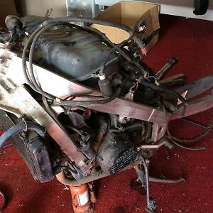 1986 VFR V4 Engine, complete runner, all accessories Punchbowl Launceston Area Preview