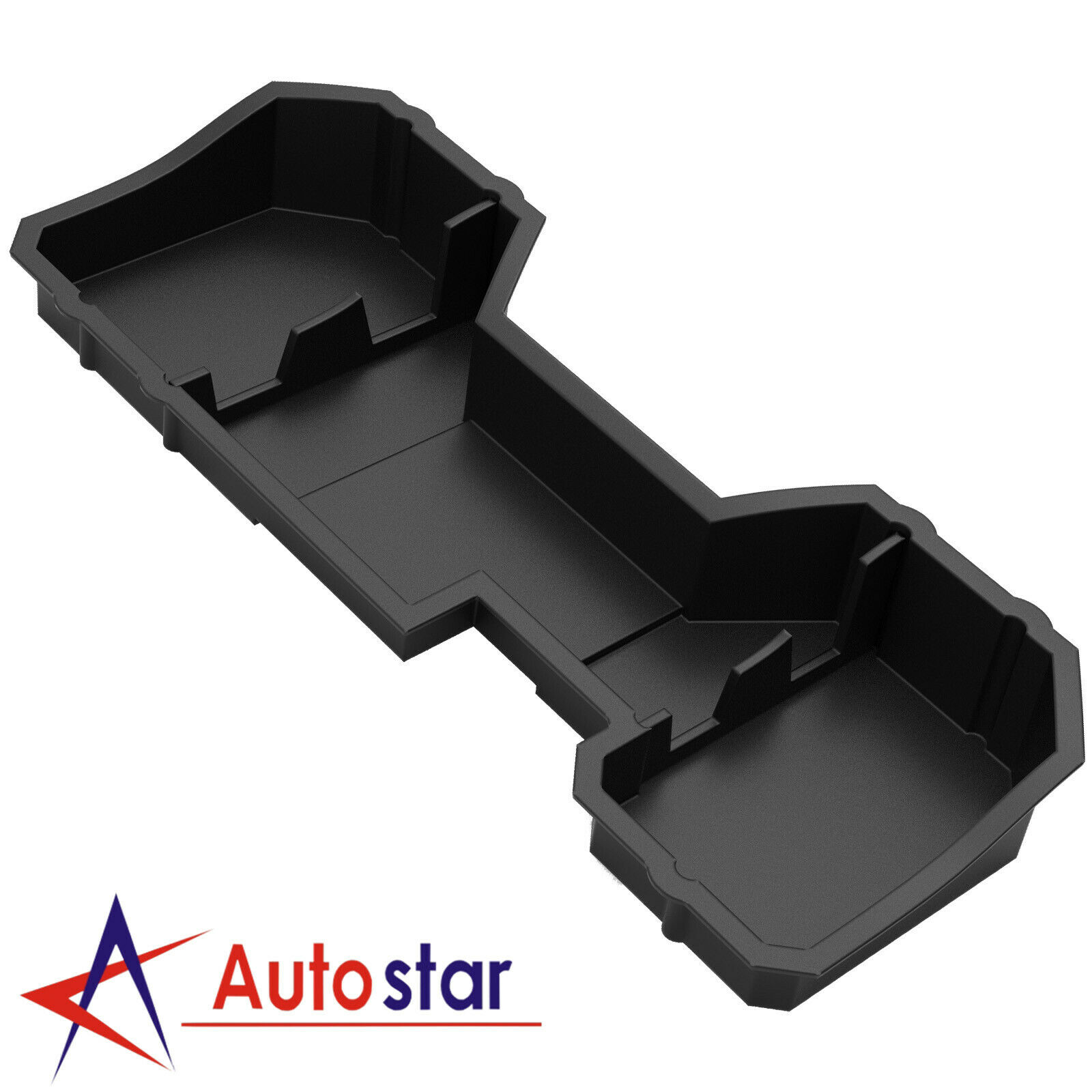 UnderSeat Storage Box Fits For Chevy Silverado 1500 Crew ...