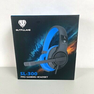 BUTFULAKE Stereo Gaming Headset for Consoles