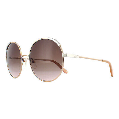 Chloe Sunglasses CE117S 755 Rose Gold Bordeaux Gradient