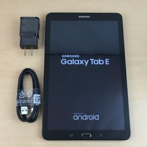 ✅Samsung Galaxy Tablet E SM-T560 9.6in 16GB Wi-Fi Black Tablet