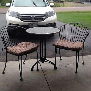 Indoor/ outdoor Bistro Set