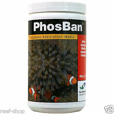 Two Little Fishies Phosban 454 Grams (16 Oz) Gfo Media Fr...
