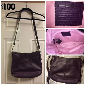 Authentic BRAND NEW COACH PURSE