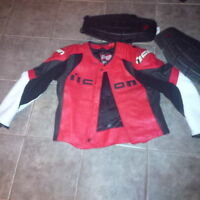Icon Overload motorcycle jacket XL - excellent condition