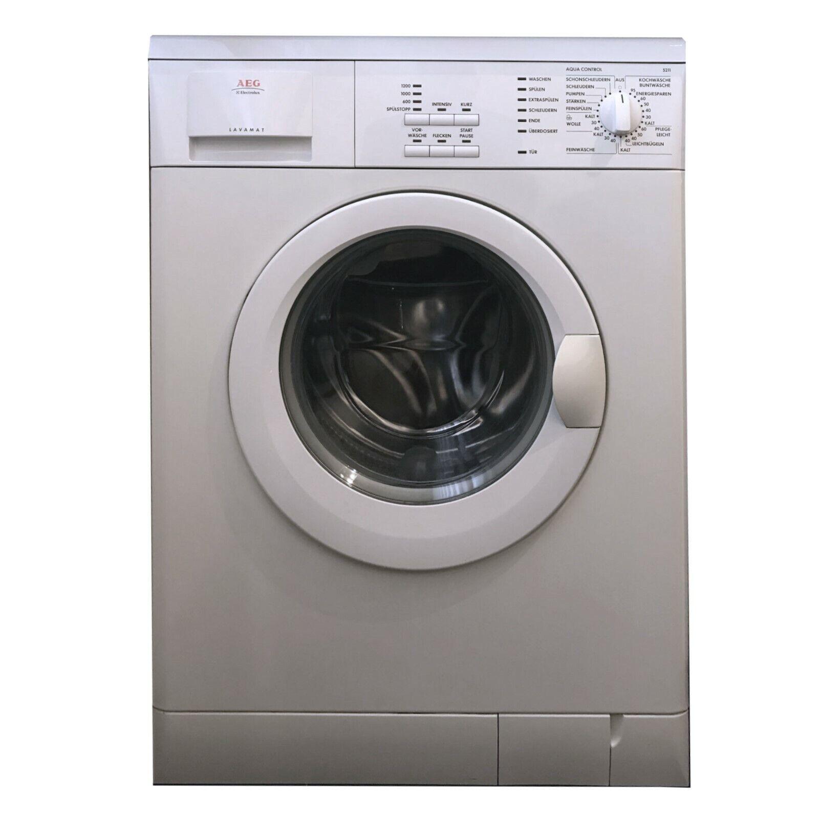Waschmaschine AEG/Electrolux Lavamat 5211 Waschvollautomat