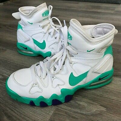 Nike Air Max 2 Strong Force Basketball Shoes Sneakers Men's Size 8 (555104-100)