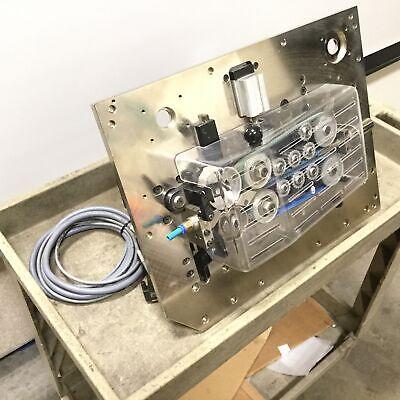 Belt Drive Assembly For Komax 40t Automatic Wire Crimper Stripper Machine