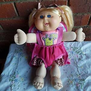2014 CPK Cabbage Patch Kid Doll, Original Outfit Karrinyup Stirling Area Preview