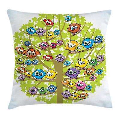 Funny Nursery Throw Pillow Cases Cushion Covers Home Decor 8