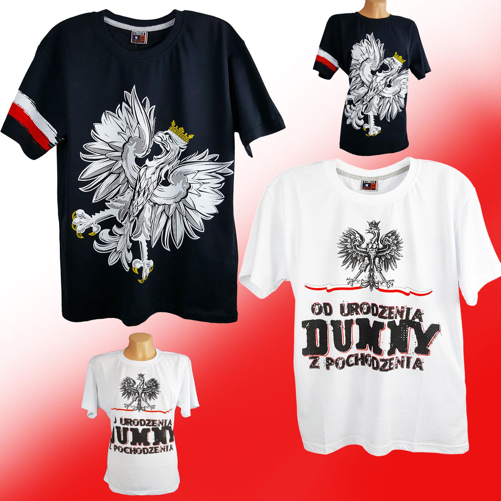 POLSKA Polen T-Shirt Polnische Flagge Polens Patrioten Shirt