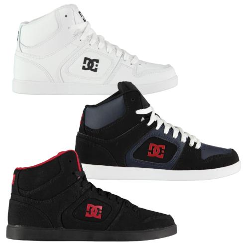 DC Union Herren Skateschuhe Skaterschuhe Turnschuhe Skate Shoes Sneakers High 1